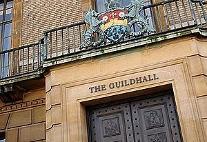 The Guildhall Cambridge